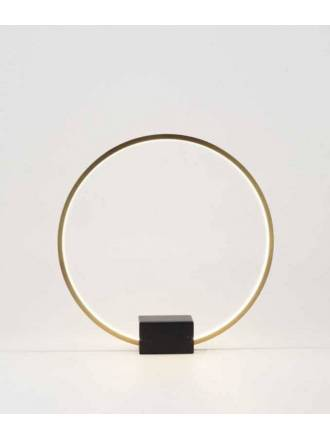 Lámpara de mesa Tivoli LED bronce - Aromas