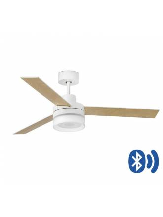 FARO Ice LED ceiling fan speaker