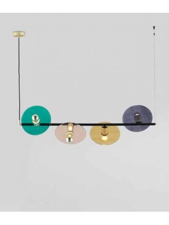 AROMAS Ohlala 4L pendant lamp multicolor