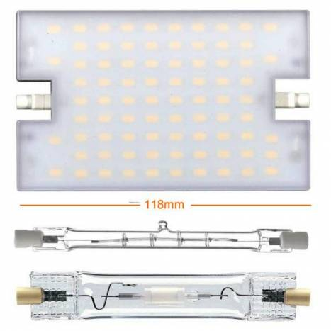 BENEITO FAURE Lineal R7s LED Bulb 20w 118mm 220v