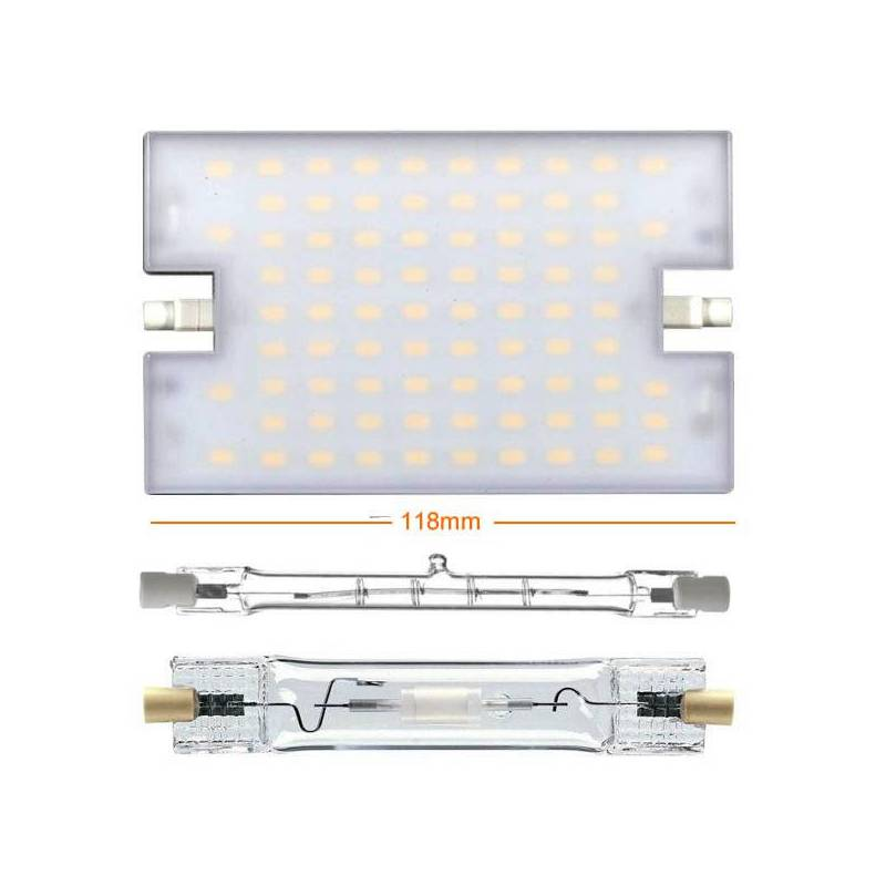 Bombilla Led 20w R7s 118mm Lineal 120 Beneito Faure