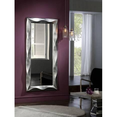 Espejo de pared Alboran vestidor envejecido - Schuller
