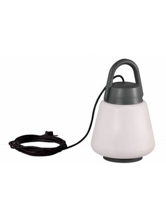MANTRA Kinke IP44 22cm anthracite portable lamp