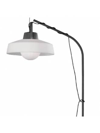 MANTRA Kinke IP65 40cm anthracite floor lamp