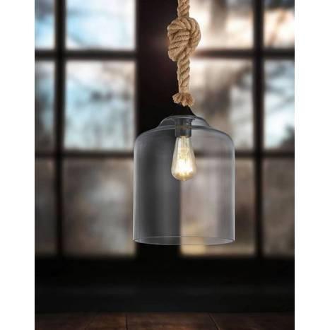 TRIO Judith pendant lamp 1L E27