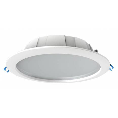 MANTRA Graciosa 25w IP44 white LED downlight
