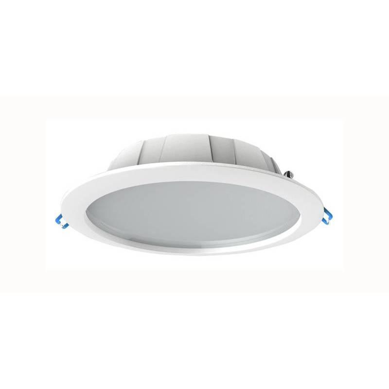 MANTRA Graciosa 15w IP44 white LED downlight
