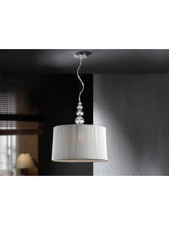 Schuller Mercury pendant lamp 3 light transparent