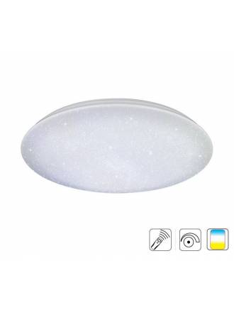 TRIO Nagano ceiling lamp LED 80w dimmable