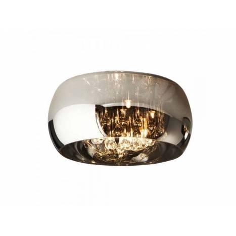 Plafón de techo Argos 40cm cristal - Schuller