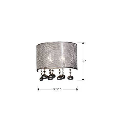 SCHULLER Andromeda wall lamp doble 2 lights