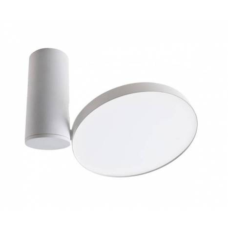 Foco de superficie LC1486W LED 23w blanco - YLD