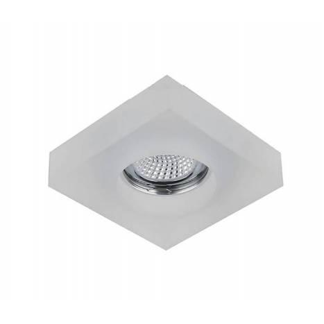 Foco empotrable SC760SQF cristal blanco - YLD