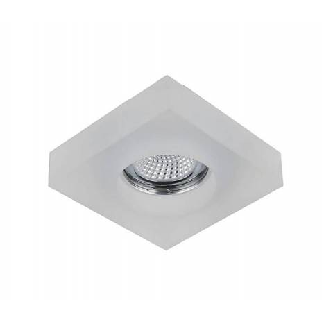 YLD SC760SQF recessed light white glass