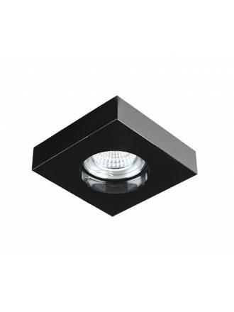 Foco empotrable SC760SQBK cristal negro - YLD