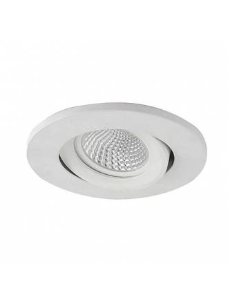 YLD NC1860RW recessed light white aluminium