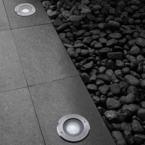 LEDS C4 Gea floor LED recessed light GU10