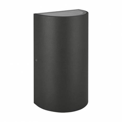 Aplique de pared Updown LED 12w IP54 gris - Ledvance