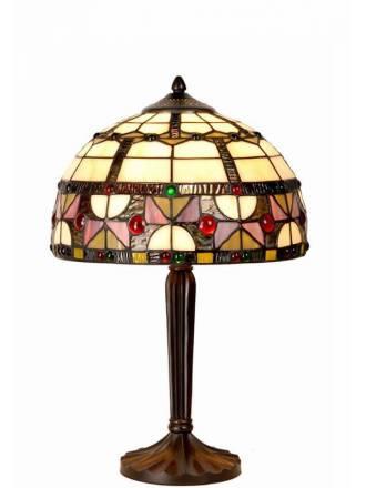 SULION Vidriera tiffany table lamp
