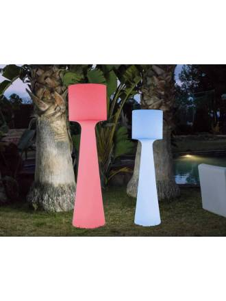 NEWGARDEN Grace outdoor floor lamp LED RGB Battery