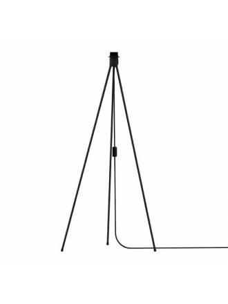 Tripod lámpara de pie negro - Vita
