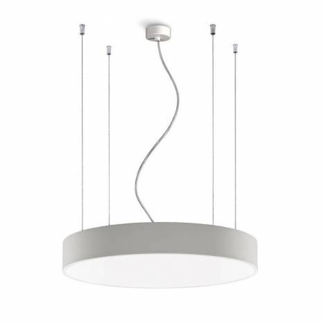 ACB Isia LED pendant lamp white