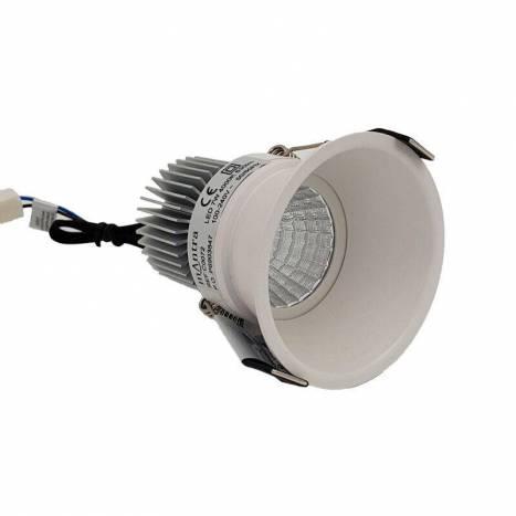 MANTRA Formentera recessed light LED 7w