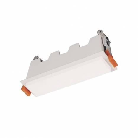 ACB Alexia 10w LED downlight IP43 white