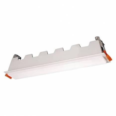 ACB Alexia 20w LED downlight IP43 white