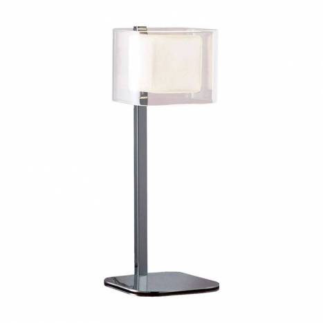 SCHULLER table lamp Cube 1 light