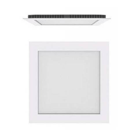 MASLIGHTING Downlight LED 25w square white