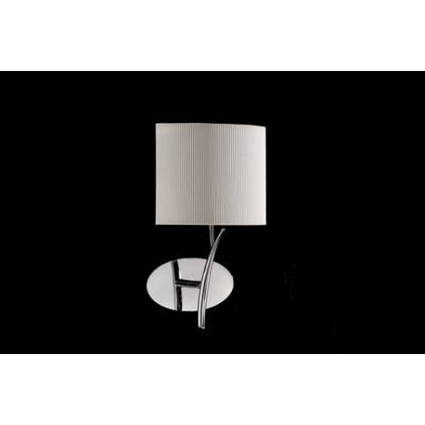 Mantra Eve wall lamp 1L chrome