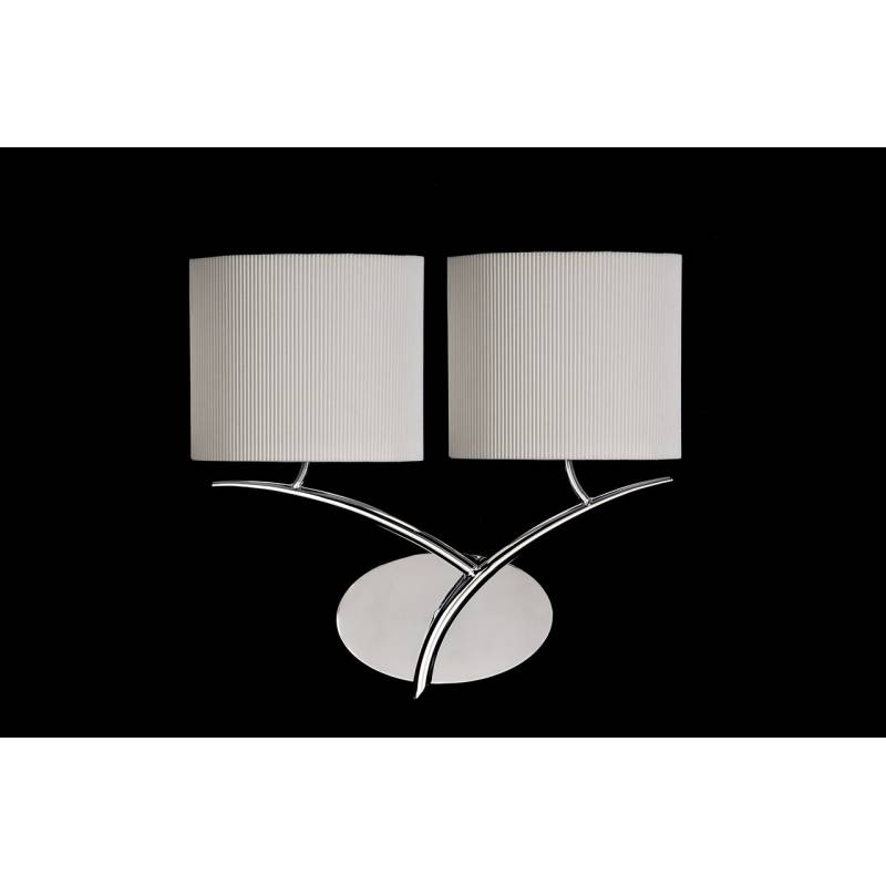 Mantra Eve wall lamp 2L chrome