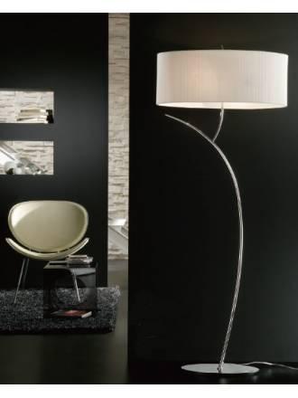 Mantra Eve floor lamp chrome 2L