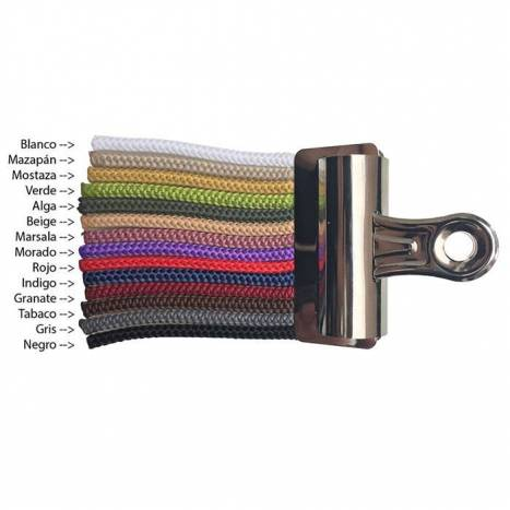 OLE by FM Drum ceiling lamp rope colors