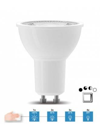 LUXRAM - GU10 LED Bulb 7w dimmable switch