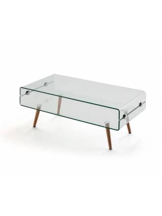 Mesa de centro Glass II cristal - Schuller