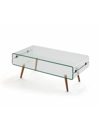 SCHULLER Glass II center table glass
