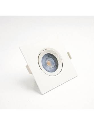 KLK Essential square recessed light led 7w