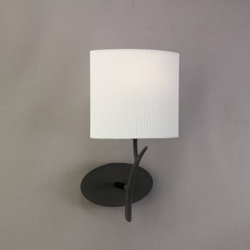 Mantra Eve wall lamp forja cream 1L