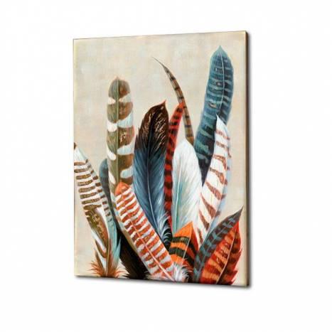 Cuadro pintura acrílico Ucelli 120x90 - Schuller