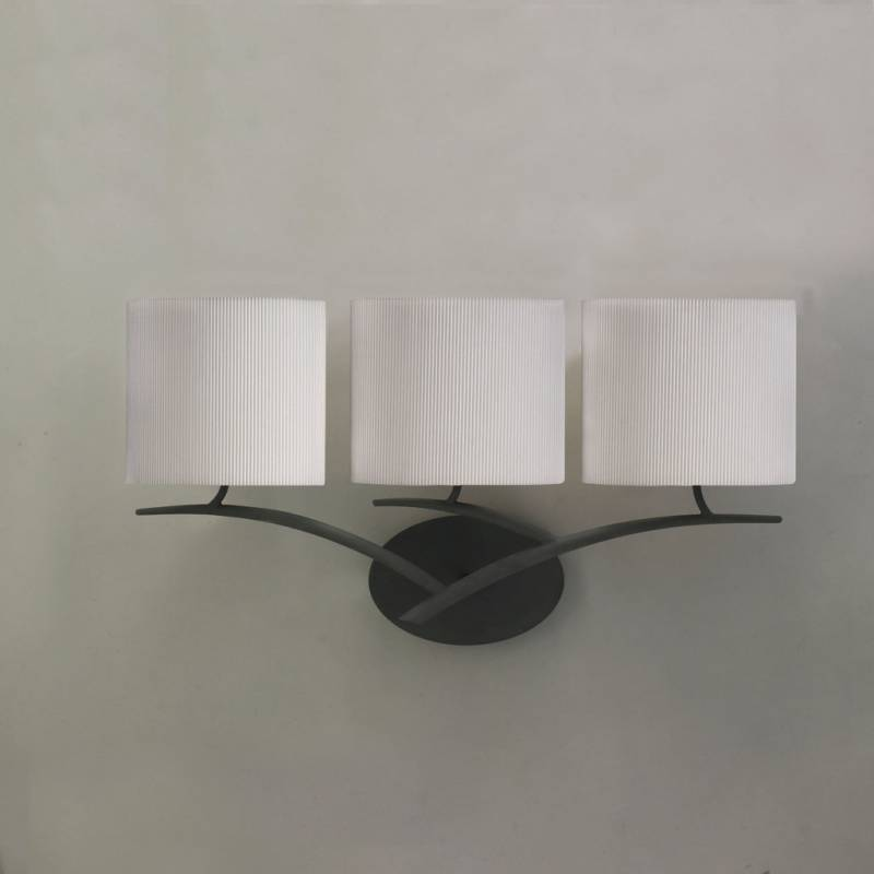 Mantra Eve wall lamp forja cream 3L
