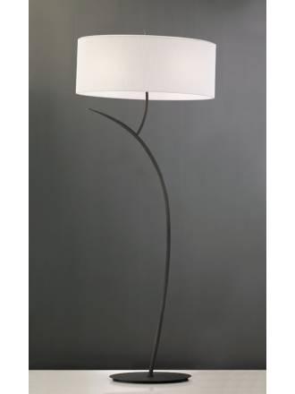 Mantra Eve floor lamp forja cream 2L