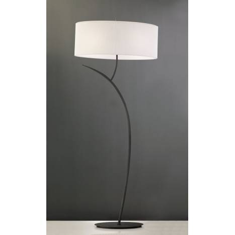 Mantra Eve floor lamp forja cream 2L