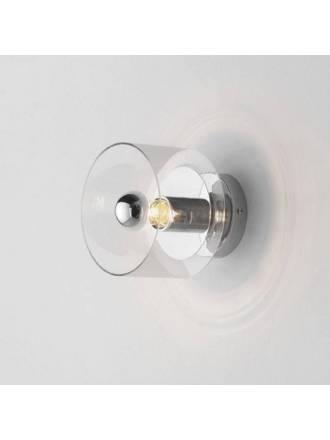 AROMAS Snow Flake wall lamp glass