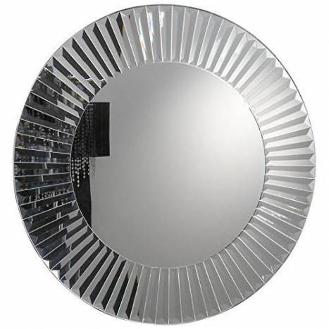 Espejo de pared Zeus circular 100cm - Schuller