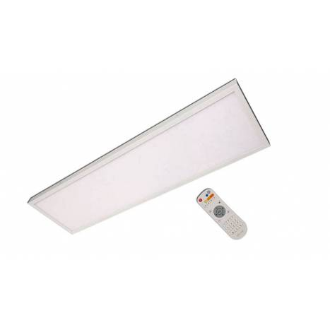 Plafón de techo Colossal 120cm LED 45w + mando - Sulion