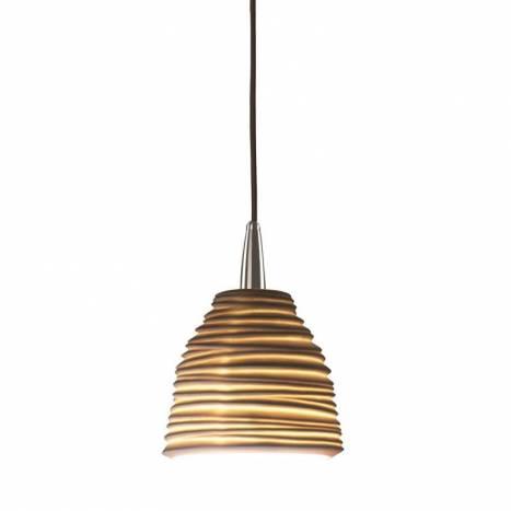 EL TORRENT Citric pendant lamp 1L porcelain