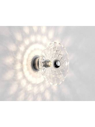 Aplique de pared Lotto cristal - Aromas