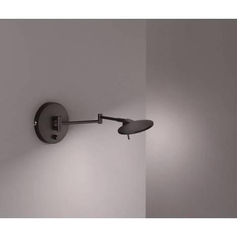 TRIO Kazan 8w LED wall lamp